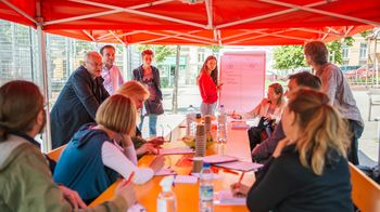 "Workshop ""Mehr Reinlpark"""